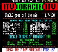 ITV ORACLE