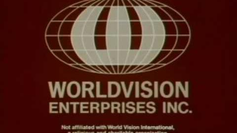 Worldvision Enterprises logo (1988-A)