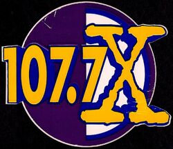 107.7 The X WRAX