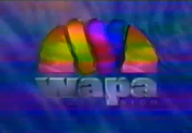 WAPA-TV's Video ID from 1994