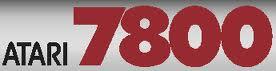 Atari 7800 logo
