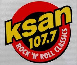KSAN 107.7