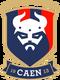 SM Caen logo (introduced 2016)
