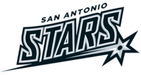 San Antonio Stars logo (introduced 2014)
