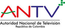 ANTV Colombia Logo