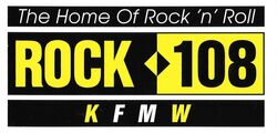 Rock 108 KFMW