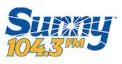 WEAT-FM Sunny 104.3