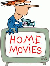 Home movies logo