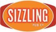 Sizzling logo carousel