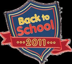 Tesco Back to School 2011