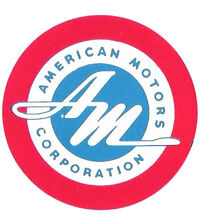 American-motors circle logo 2