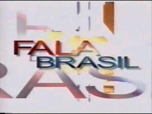 Fala Brasil 2003