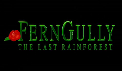 FernGully The Last Rainforest logo