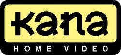 Kana Home Video Logo
