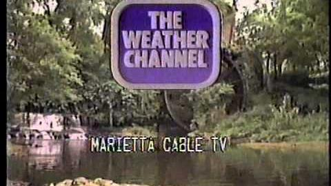 Weather Channel IDs from 1987