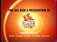 Comedy Central Productions 2001