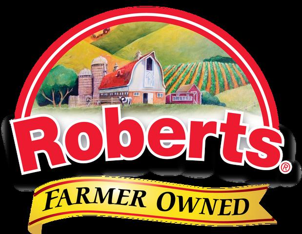 File:Roberts Dairy logo.png