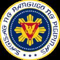 Sagisag ng Pangulo ng Pilipinas FM Alt