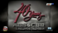 ABS-CBN 40 Years