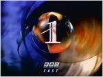 BBC 1 1991 East