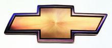 Chevrolet logo 2001