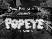 Popeye The Sailor 1 b