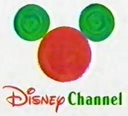 DisneyChannelGreenPaint