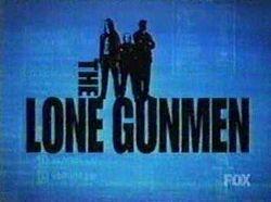 LONE GUNMEN