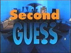 Second Guess alt