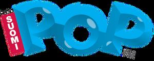 Suomipop logo transparent