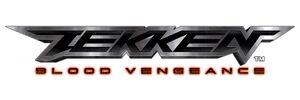 Tekken Bloodvengeance logo