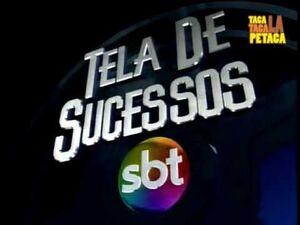 Tela de Sucessos Abertura 1997