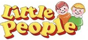 Fisher-Price Little People 1985 logo
