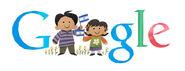 Google Childrens Day 2013 (El Salvador)