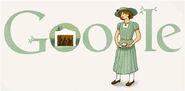 Google Katherine Mansfield's 125th Birthday
