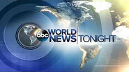 ABC World News Tonight Weekend intro 2015