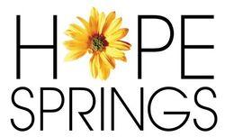 Hope Springs 2003 movie logo