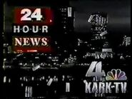 KARK Eyewitness News promo, 1990