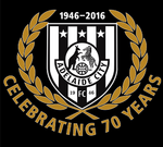 Adelaide City FC logo (70 Years)