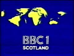 BBC 1 1981 Scotland