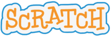 Scratch-logo-outline