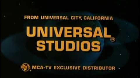 Universal Television Logo (1973-B)
