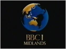 BBC 1 1985 Midlands