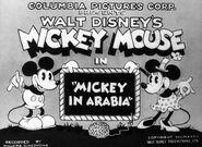 Mickey in Arabia MM Title