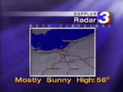 WKYC Doppler 3 Radar Bumper