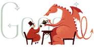 Google St David's Day