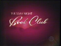Tuesday Night Book Club