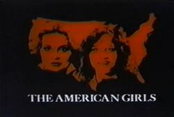 The American Girls CBS TV Title 1978