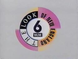 WLNE-TV 6 The Look of New England promo 1991