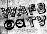 WAFB logo 1960